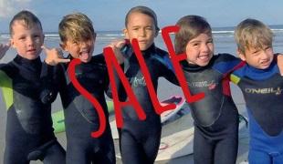 Kids Wetsuit Sale