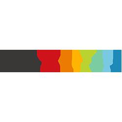 Animal Blocka Girls Fixed Waist Boardshorts, Lily Pink