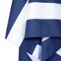 Dock & Bay Microfibre Beach Towel - Whitsunday Navy Blue