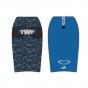 TWF XPE Bodyboard - Blue Shark