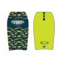 TWF XPE Bodyboard - Green Shark