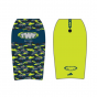 "TWF XPE 37"" Bodyboards - Green Shark"