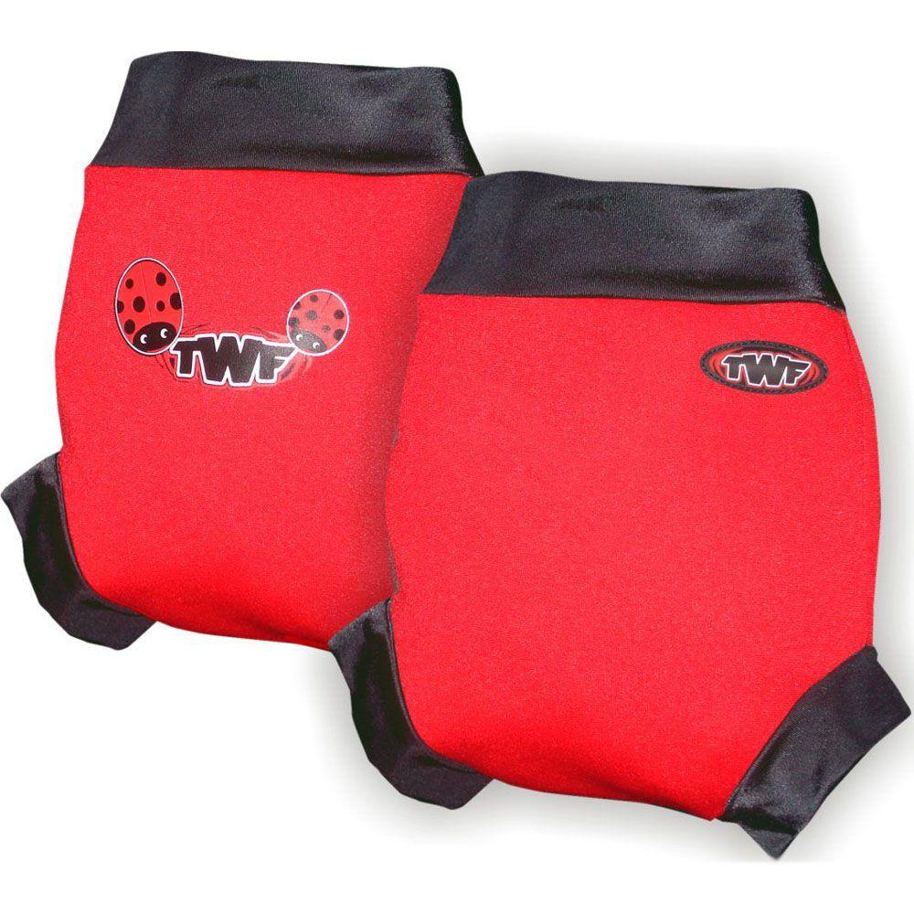 TWF Baby Swim Nappy Ladybird Red - save 20%