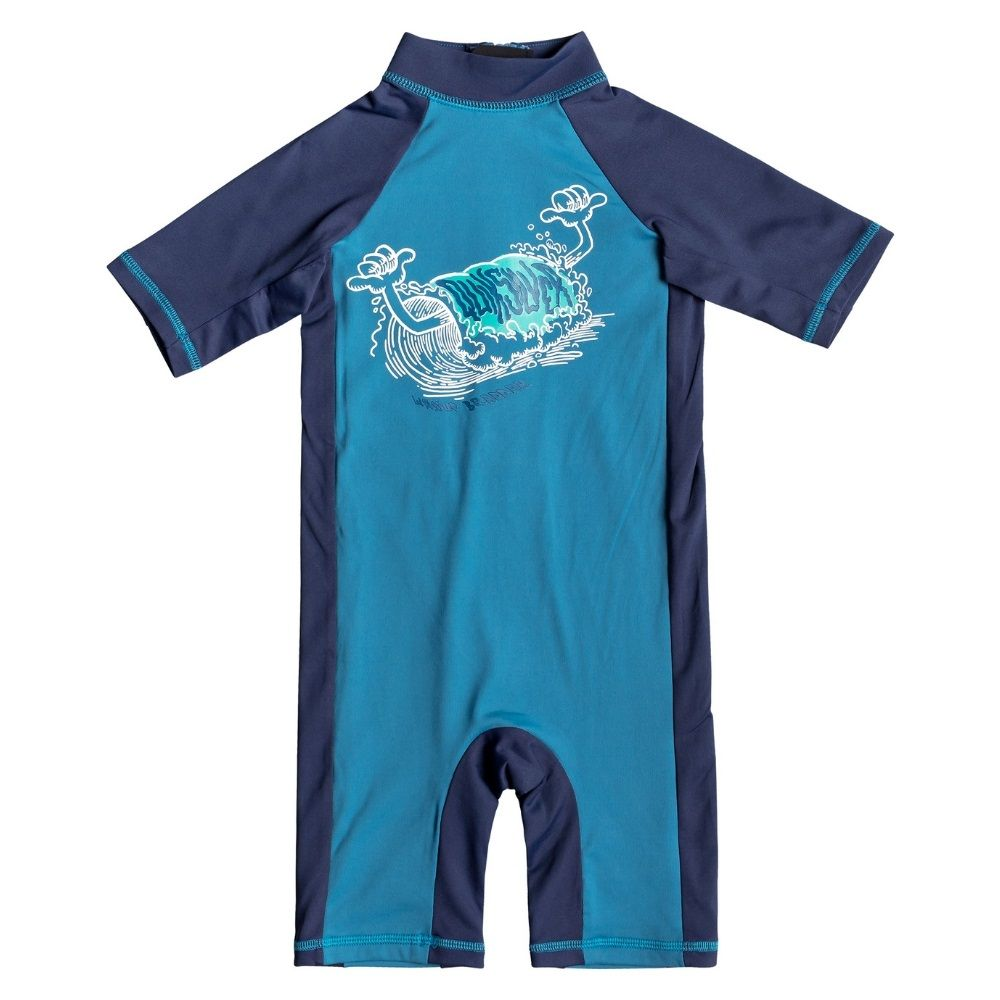 Quiksilver Thermo Spring S/S UPF 50 Sunsuit