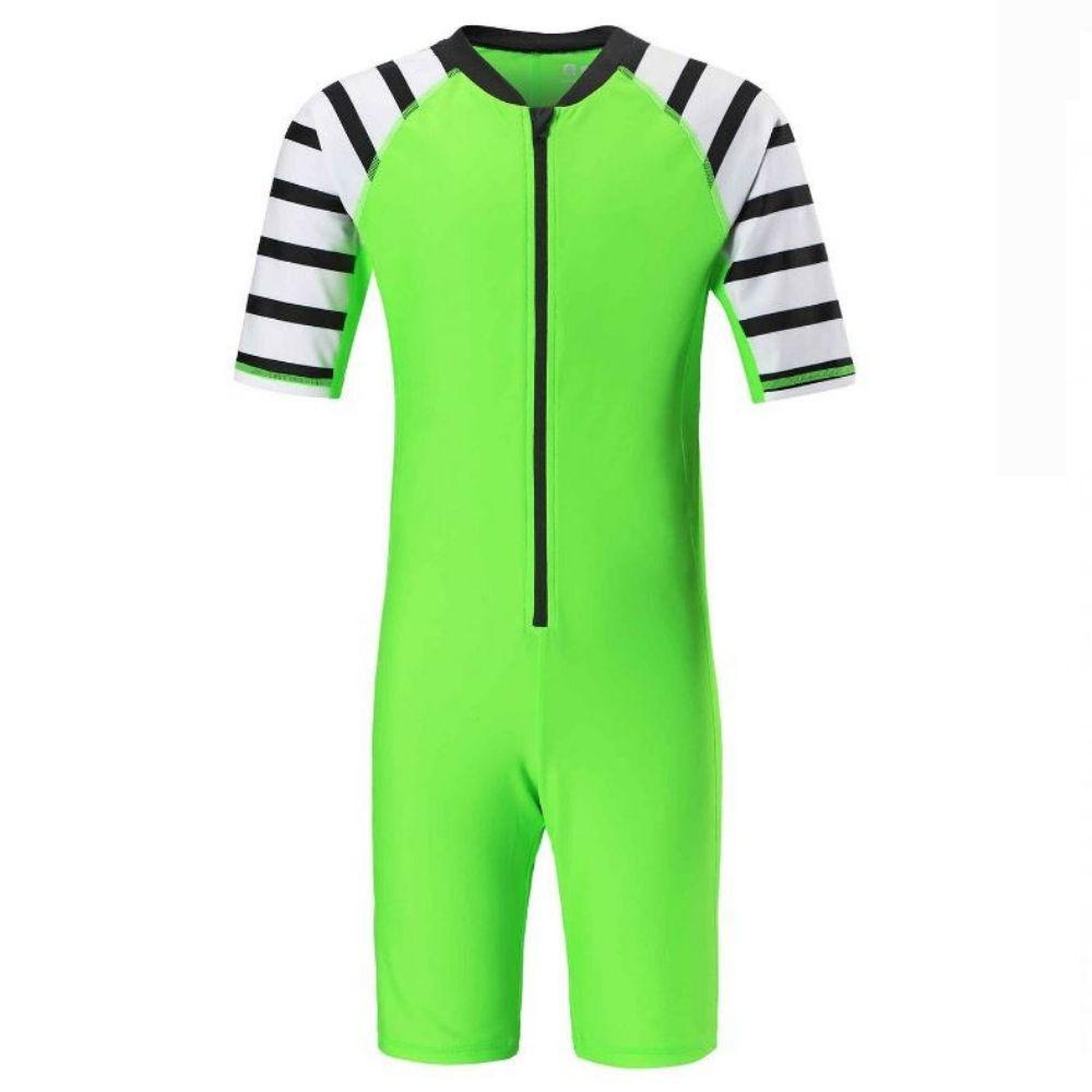 Reima Yasawa Boys UV Sunsuit - Neon Green