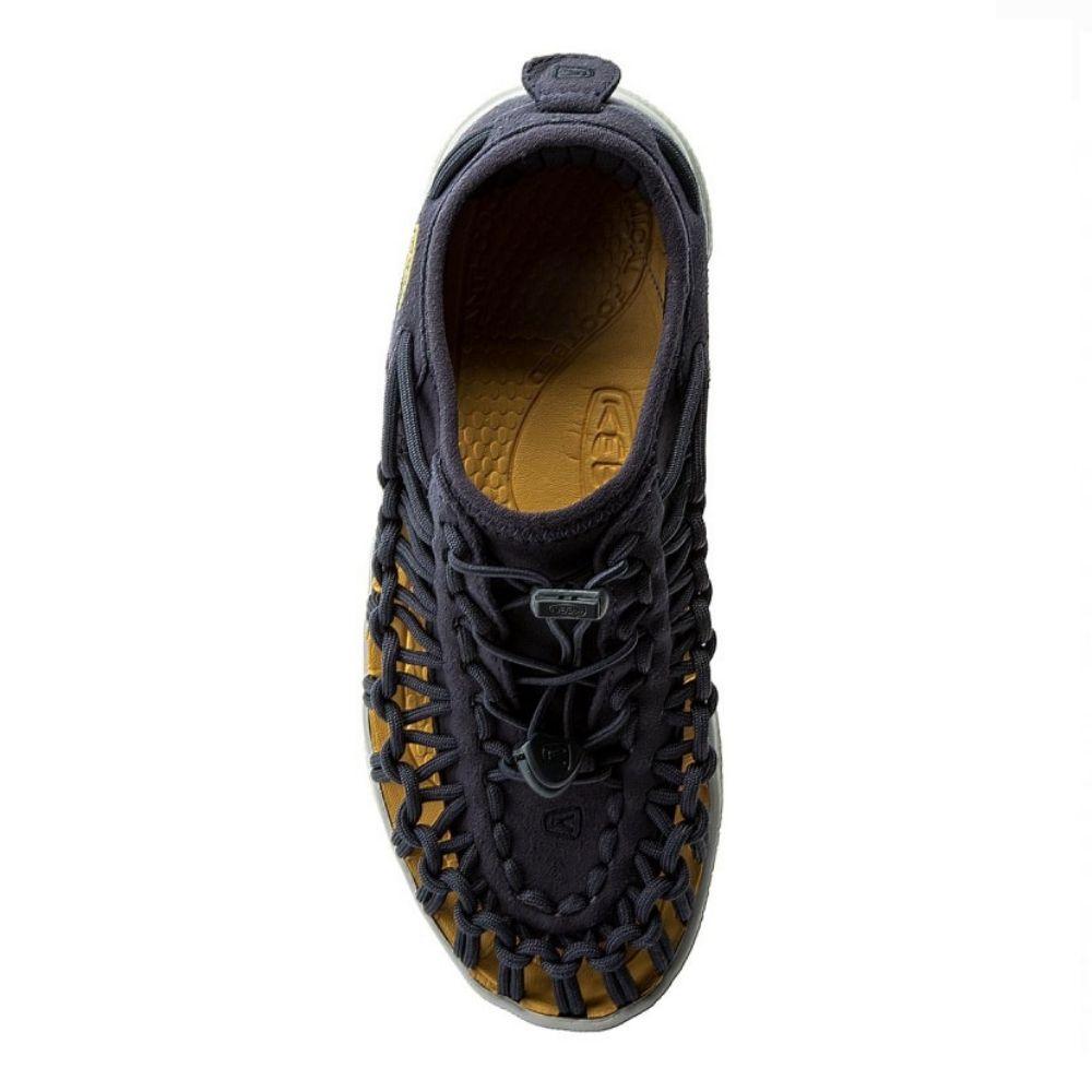 Keen Uneek 02 Boys Sandals - Dress Blues/Neutral Grey