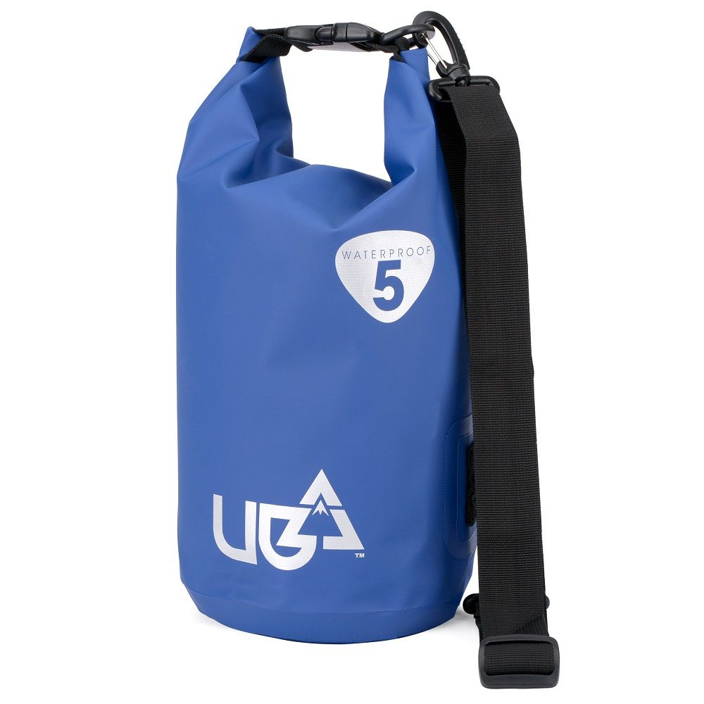 Heavy Duty 5 LTR Waterproof Roll Top Dry Bag
