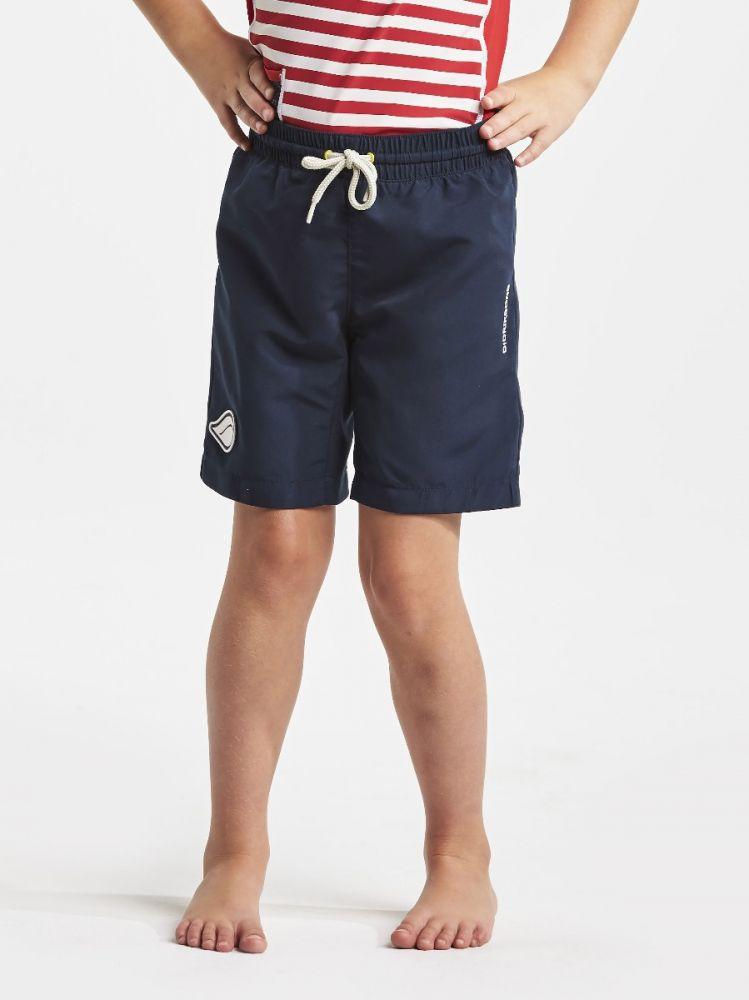 Didriksons Splash Kids Swim Shorts Navy