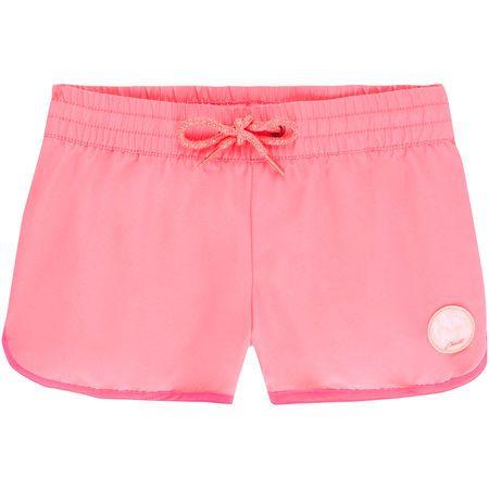 O'Neill Girls Chica Board Shorts, Camelia Rose