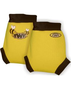 Swim Nappy Cover - Bumblebee Yellow