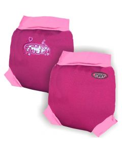 TWF Baby Swim Nappy Princess Pink - save 20%