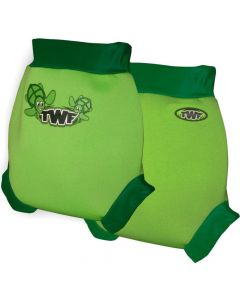 TWF Baby Swim Nappy Turtle Green - save 20%