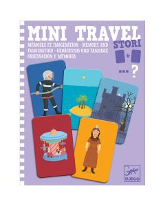 Mini Travel - Stori Memory and Imagination Game