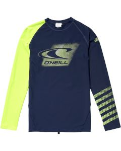 O'Neill Boys L/S Skin - Ink Blue 13-14 yrs only save 25%