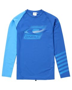 O'Neill Boys L/S Skin - Turkish Sea save 25%