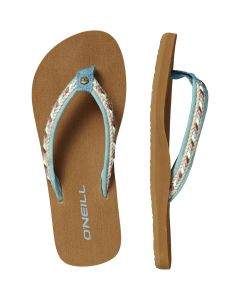 O'Neill Natural Flip Flops - save 50%