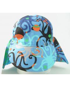 Flap Happy Flap Hat, Ollie Octopus