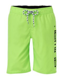 Animal Tannar Boys Boardshorts, Neon Lime - save 20%