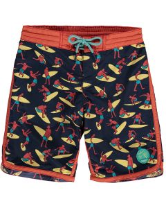 O'Neill Surf Patch Boys Boardshorts, Blue