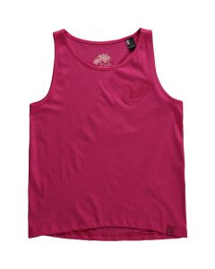 O'Neill Girls Summer Vest, Beetroot Purple - save 50%