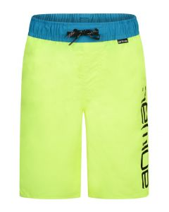 Animal Tannar Boardshort, Fluro Yellow 1-2 yrs only - save 50%