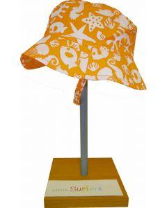 Flap Happy Crusher Hat, Malibu Cove - save 25%