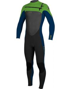 O'Neill Superfreak FZ Youth Wetsuit, 7/8 YRS ONLY - 50% off