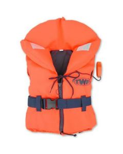 TWF Children's Freedom 100N Life Jacket, Orange
