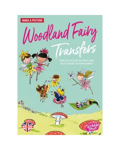 Scribble Down Activity Pack Woodland Fairies