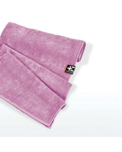 Microfibre Beach Towel - One Moe Violet