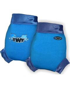 TWF Baby Swim Nappy Dolphin Blue - save 20%