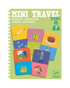 Mini Travel - Teki Guessing Game