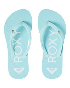 Roxy Sandy II Flip Flops - Light Blue save 40%