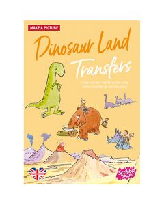 Scribble Down Activity Pack Dinosaur Encounters