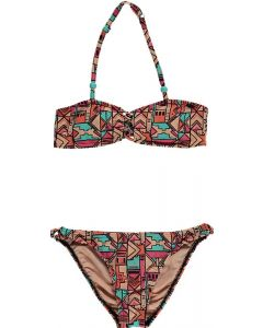 O'Neill Girls Aztec Print Bikini - save 50%