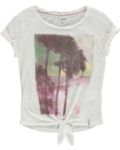 O'Neill Palm Festival Girls Tee - 13-14 yrs only save 50%