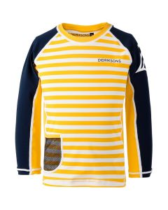Didriksons Surf Kids LS UV Top2 Yellow 0-1 yrs only save 50%