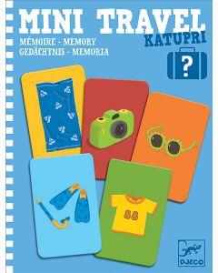 Mini Travel - Katupri Memory Game