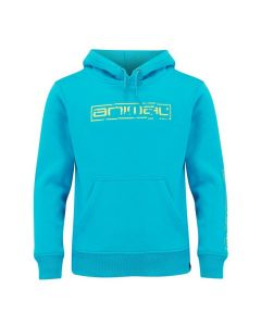 Animal Roadie Boys Hoodie, Bluebird Blue - save 35%
