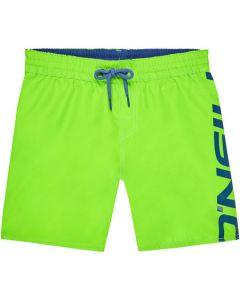 O'Neill Cali Boys Boardshorts, Fluor Green