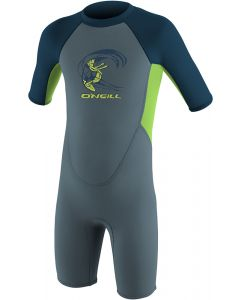 O'Neill Reactor Spring Boys Wetsuit, Dusty Blue - save 50%