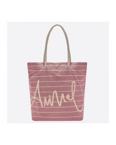 Animal Beachin Shopper Bag - Stripes save 40%