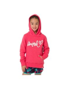 Animal Rachelle Hoody - Pink Paradis save 35%