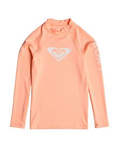 Roxy Wholehearted L/S Rash Tee - Souffle