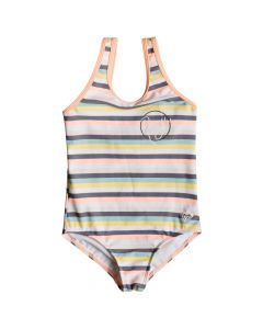 Roxy Let's Go Surfing One-Piece Swimsuit