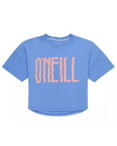 O'Neill Girls Blue Heaven Short Sleeve T Shirt 9A7378-5041