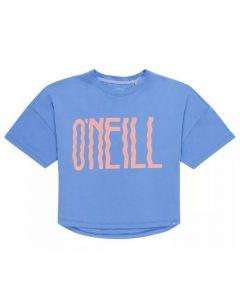 O'Neill Girls Blue Heaven Short Sleeve T Shirt 9A7378-5041