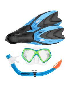 Junior Mask, Snorkel and Fins Set