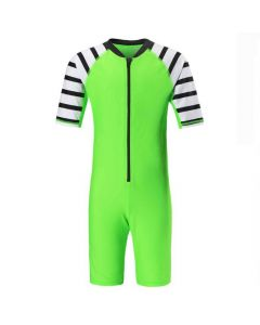 Reima Yasawa Boys UV Sunsuit - Neon Green