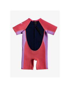 Roxy 1.5 Syncro Toddler Girl BZ SS FLT - Scarlet